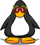 Strawberry Sunglasses PC
