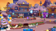 Waddle On Party Island Central igloos interiors
