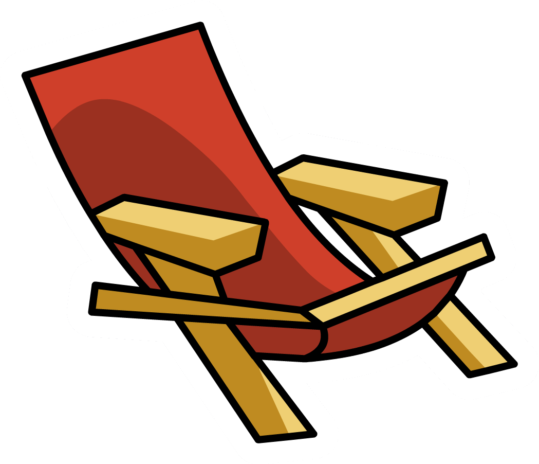 Image beach chair ping club penguin wiki fandom powered 1255 january 26 2012 voltagebd Gallery