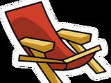 Beach Chair Pin