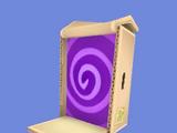 Caja Inusual