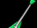 Electric Green Guitar