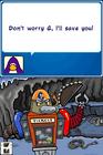 Protobot in cave
