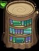 Stump Bookcase sprite 001