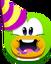 Comiendo Pastel Emoji