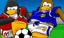 FootballPenguinGames