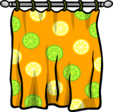 Refreshing Curtain sprite 004