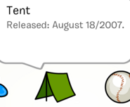 Tent Pin