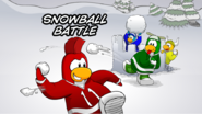 CPGD Minigame Snowball Battle