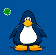 Club Penguin - Trébol