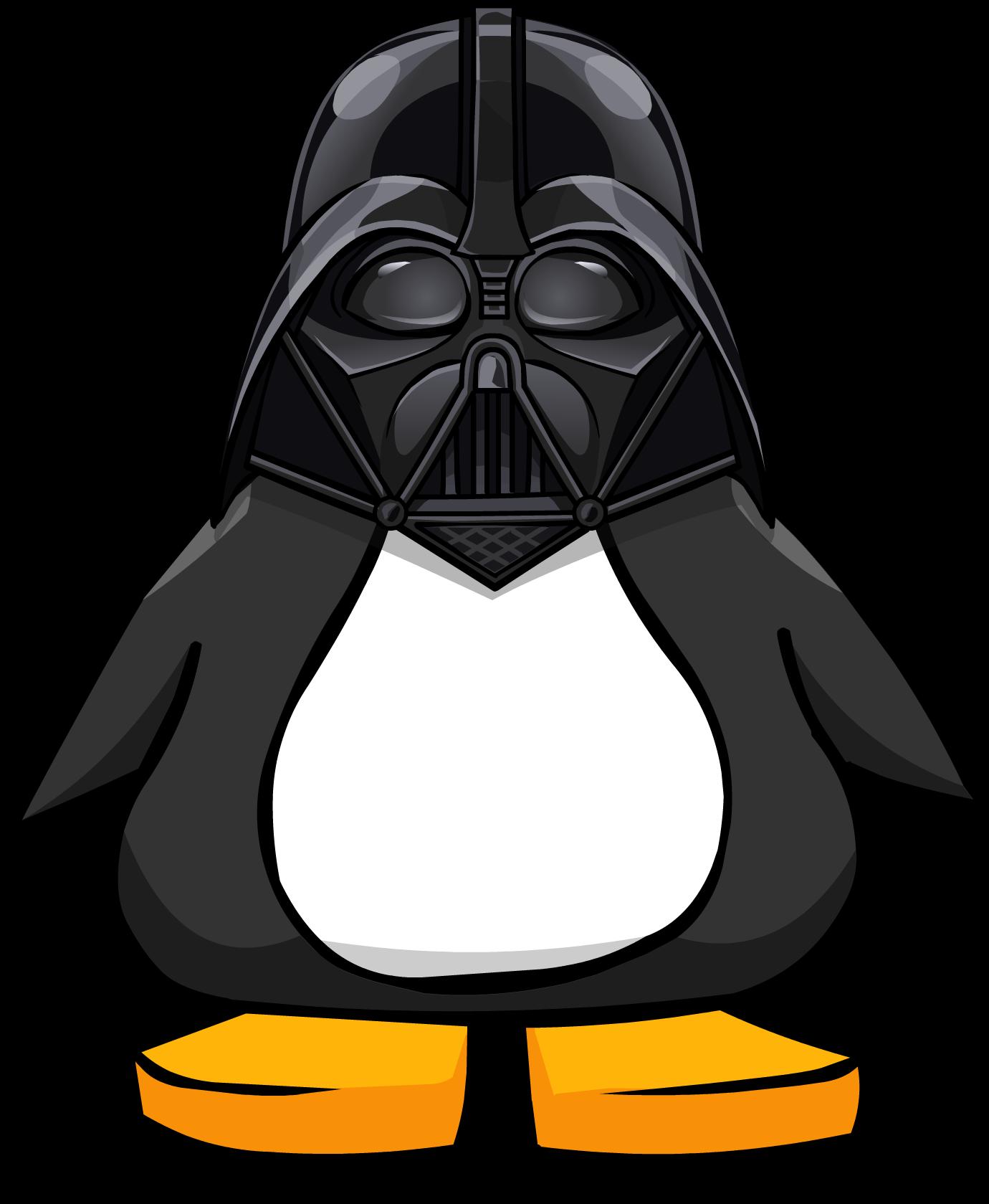 Darth Vader Helmet Club Penguin Wiki Fandom Powered By Wikia