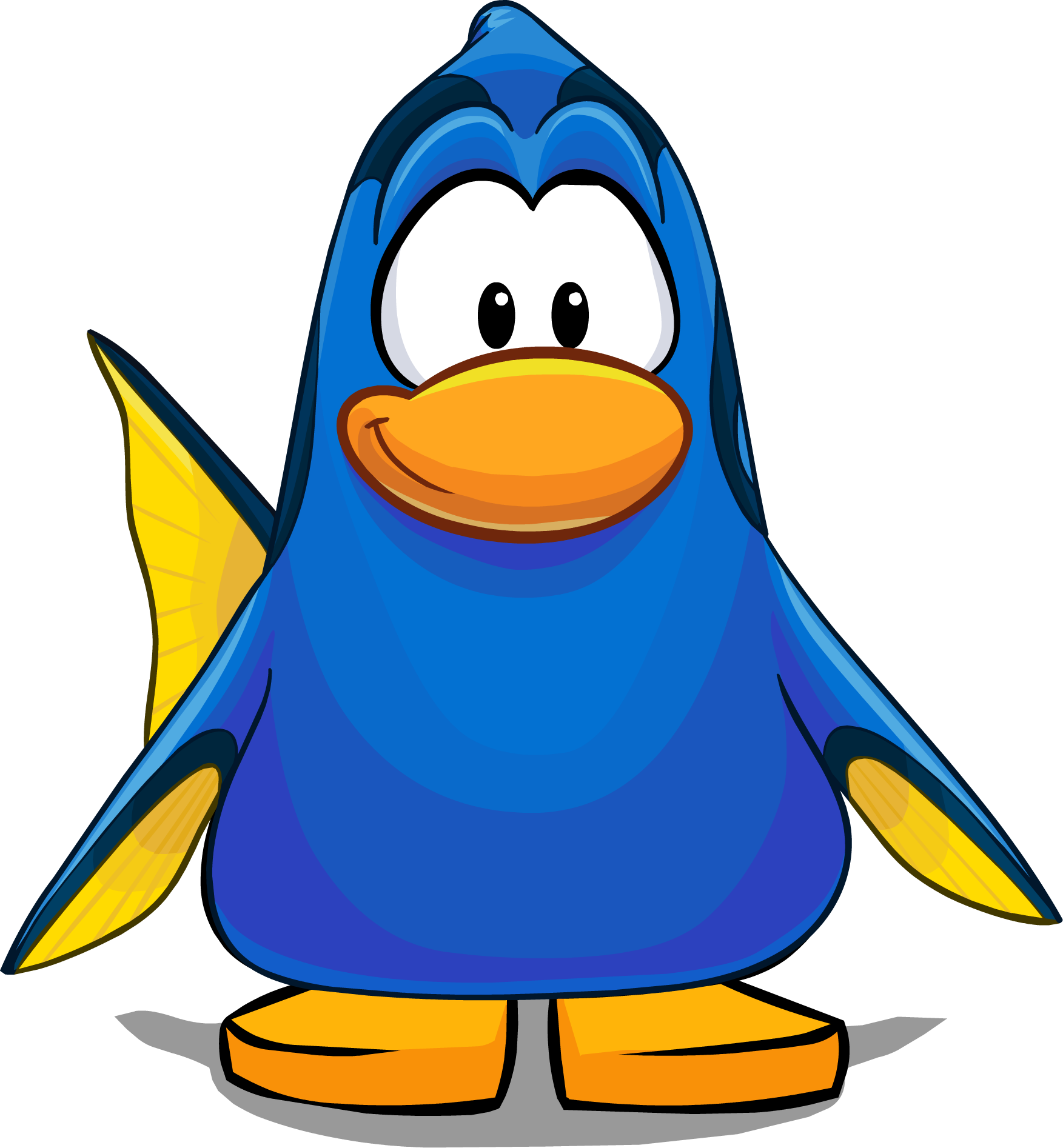 Dory Costume on a Player Card