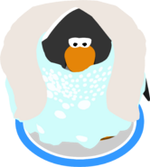Icy Dress in-game