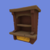Old Bookshelf icon