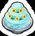 Pin de Pastel de Cumpleaños icono