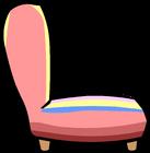 Pink Chair sprite 007