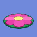 Piso Florido Icono