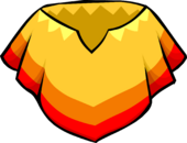 Poncho clothing icon ID 236