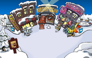Rockhopper's Quest Town
