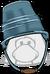 Sombrero de Cubo icono