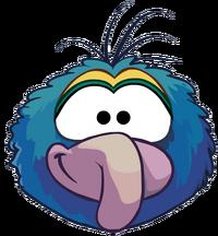 Cabeza de el Gran Gonzo icono