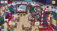 Cafeteria fiesta de navidad 2011