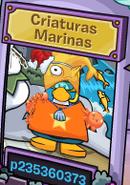 Criaturas Marinas Ganador