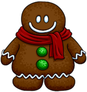 Gingerbread Cookie Costume clothing icon ID 4473