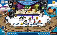Iceberg en la fiesta