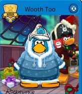 La parka wooth