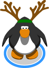 Reindeer Antlers in-game