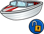 Speed Boat unlockable icon