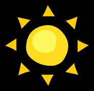 Gary's Room Sun Pin