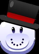 ICP Adelanto Emoji Muñeco de Nieve Navidad 2017