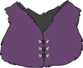 Purple Fur Vest icon