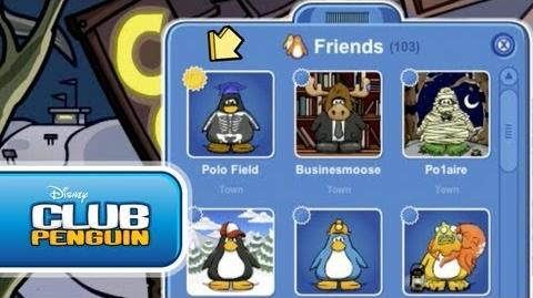 Sneak Peek New Chat and New Friends! Club Penguin