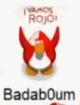Badab0um apoyando al Equipo Rojo