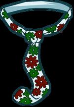 Corbata Navideña icono