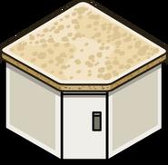 Granite Top Corner Cabinet sprite 001
