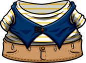 Marine Vest Outfit icon