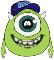 Mike Costume clothing icon ID 4860
