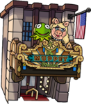 MuppetTheatreStageMuppetsWorldTourExteriorBuilding