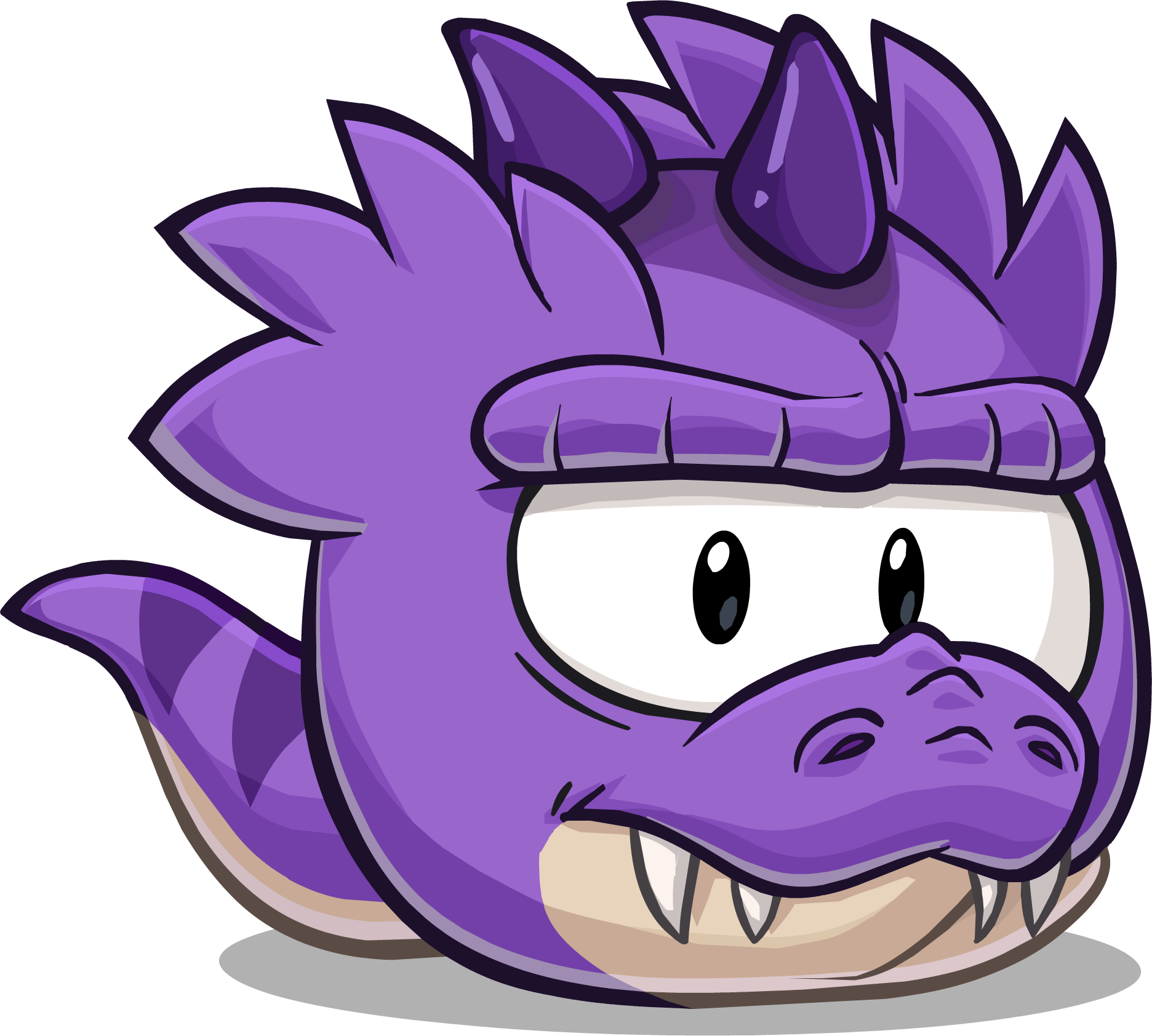 Imagen - PurpleTRexPuffle.png | Club Penguin Wiki | FANDOM powered ...
