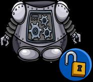 Robot Suit unlockable icon