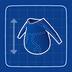Blueprint wetSuit icon