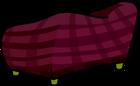 Burgundy Couch sprite 004