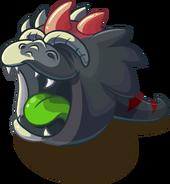 DinosaurBlackPuffle