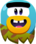 Emoji Caveguin Smile