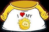 I Heart My Gold Puffle1