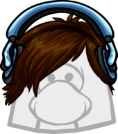 The Tuned In clothing icon ID 1218 updated